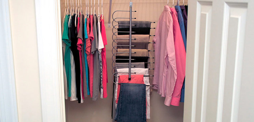 How To Add More Space To Your Closet