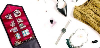 Repurpose Your Jewelry Organizer